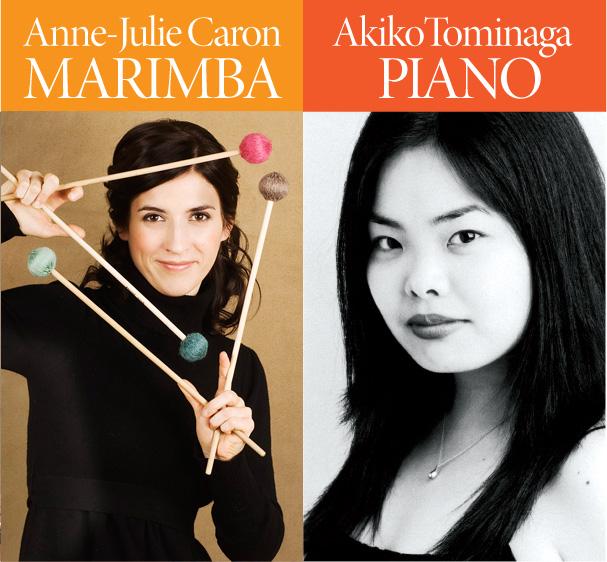 Anne-Julie Caron & Akiko Tominaga