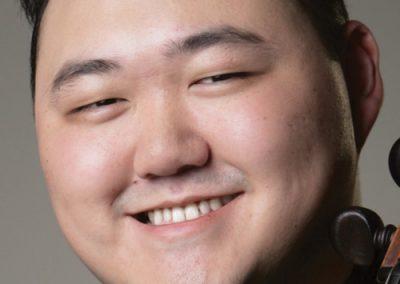 Arnold Choi, cellist