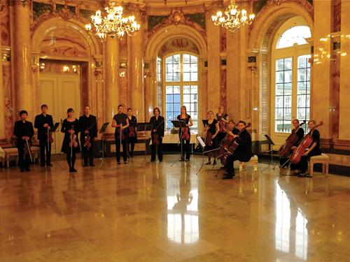 Heidelberg Youth Chamber Orchestra