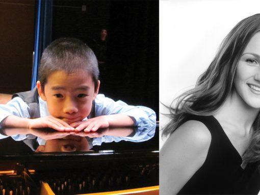 Kevin Chen, piano & Ainsley Soutière, soprano