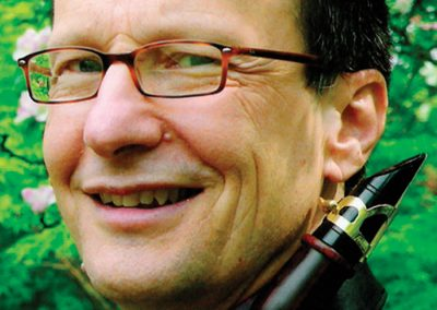 Land's End Chamber Ensemble & James Campbell, clarinet