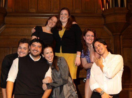 Calgary Opera's Emerging Artists