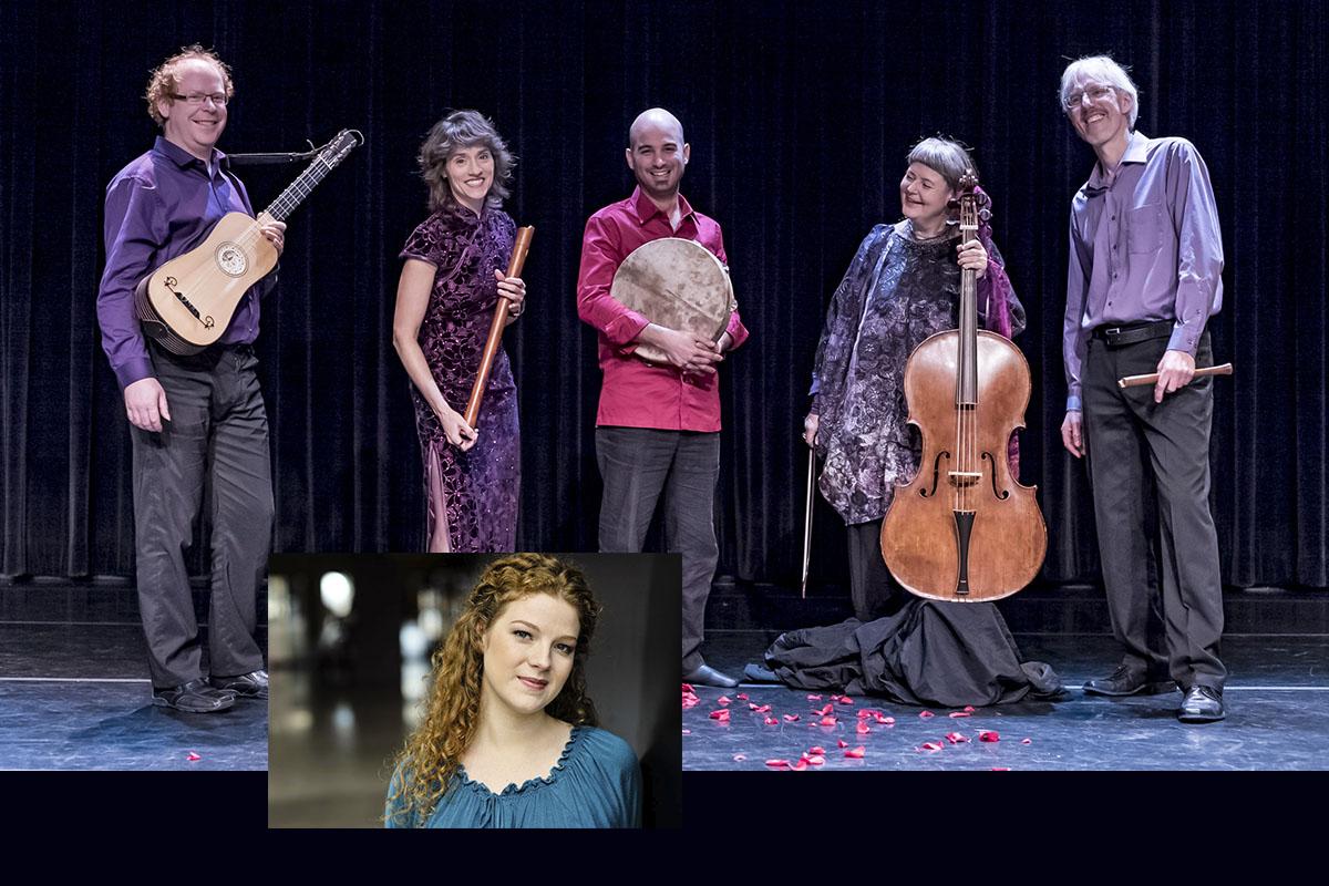 Ensemble Caprice with Dawn Bailey