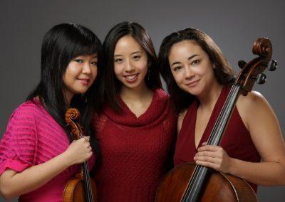 Kang Mercer Park Trio