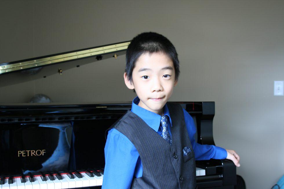 Kevin Chen, piano