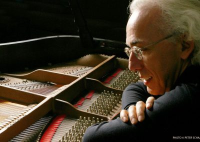 André Laplante, piano