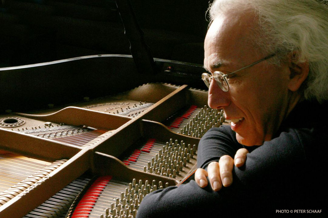 Andre Laplante, pianist