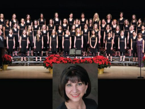 "Calgary Girls Senior Choir ""Brava"" with String Ensemble"