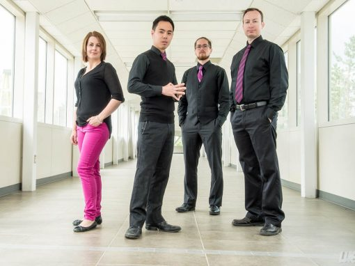 Proteus Saxophone Quartet