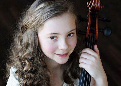 Luka Coetzee, cello