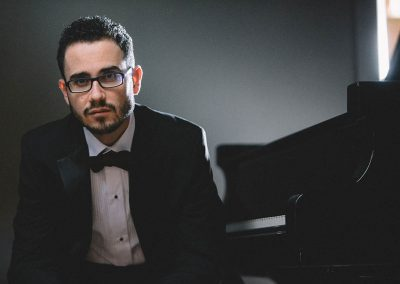Luca Buratto, piano