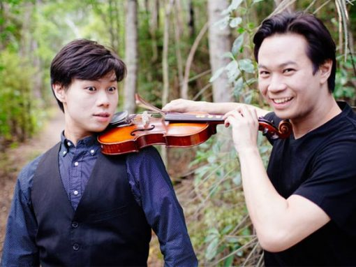 Chooi Brothers and Philip Chiu, violin & piano