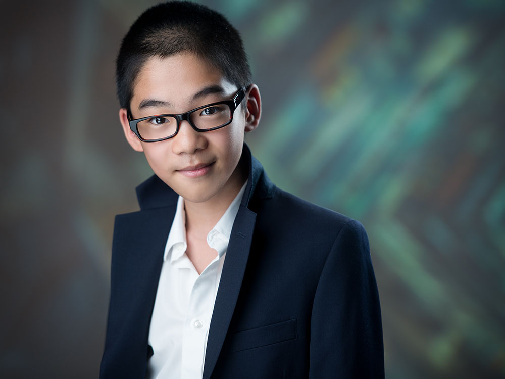 Piano prodigy Kevin Chen, alumni of the High River Gift of Music Young Musician Extraordinaire program