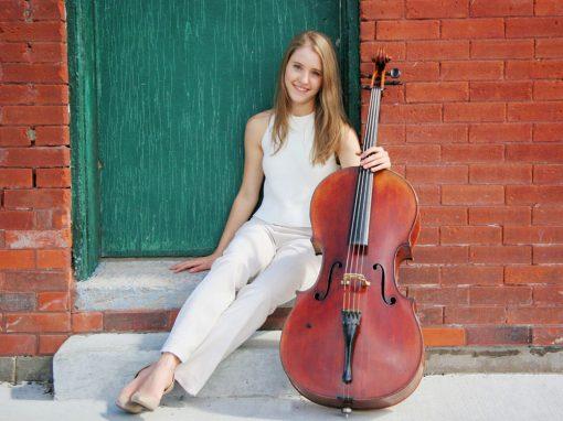 Mari Coetzee, cello